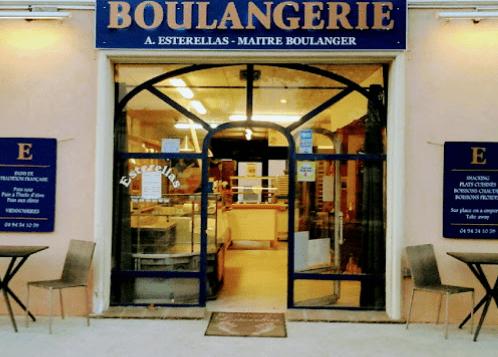 Boulangerie Esterellas